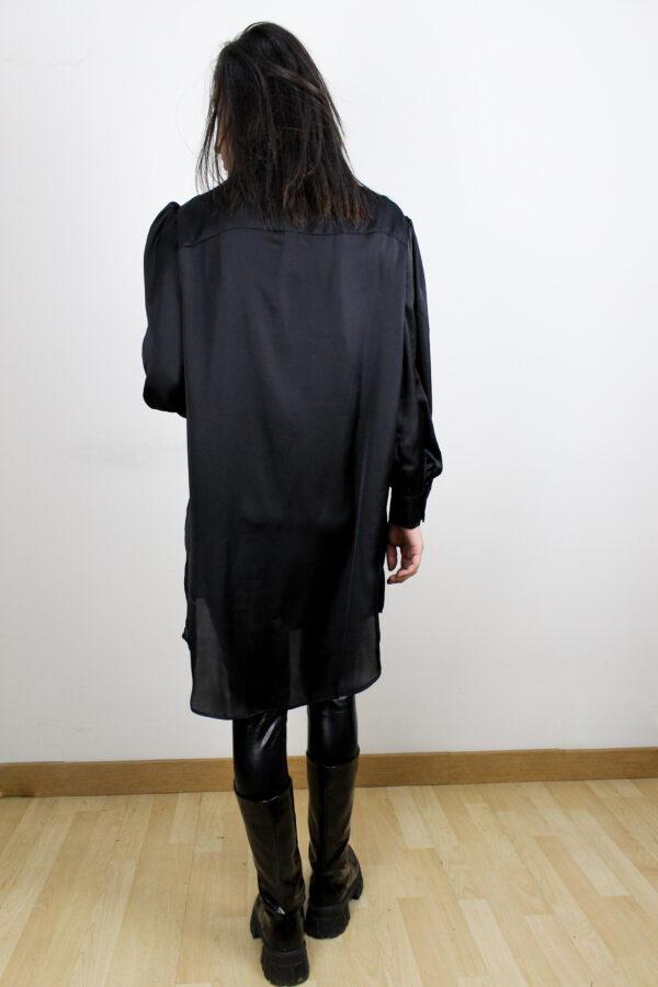back camisa